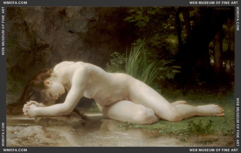 Biblis 1884 by Bouguereau, William
