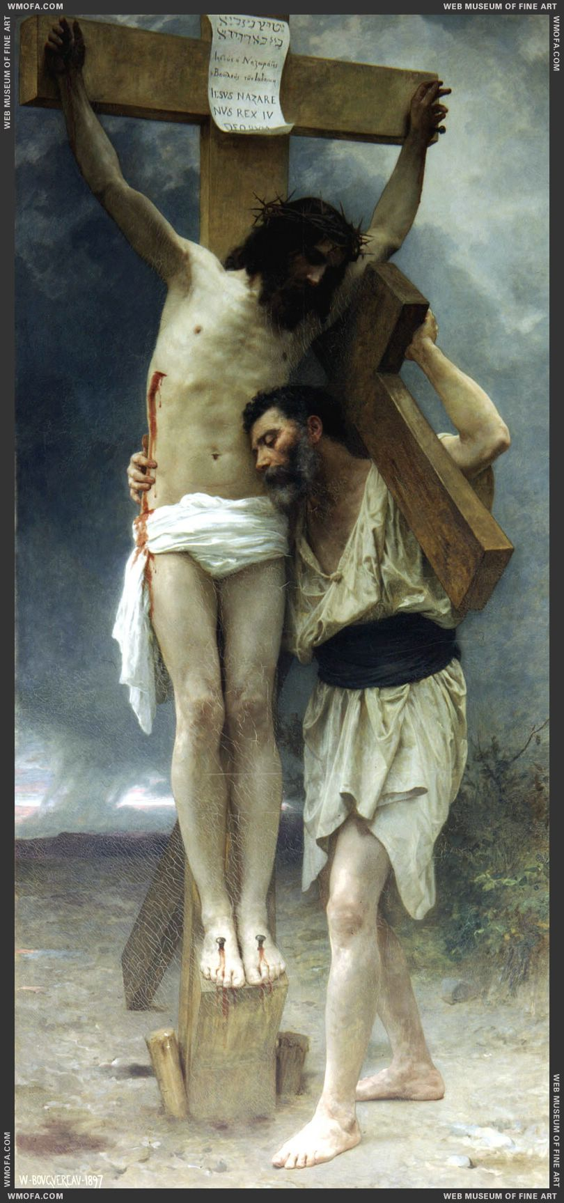 Compassion 1897 by Bouguereau, William