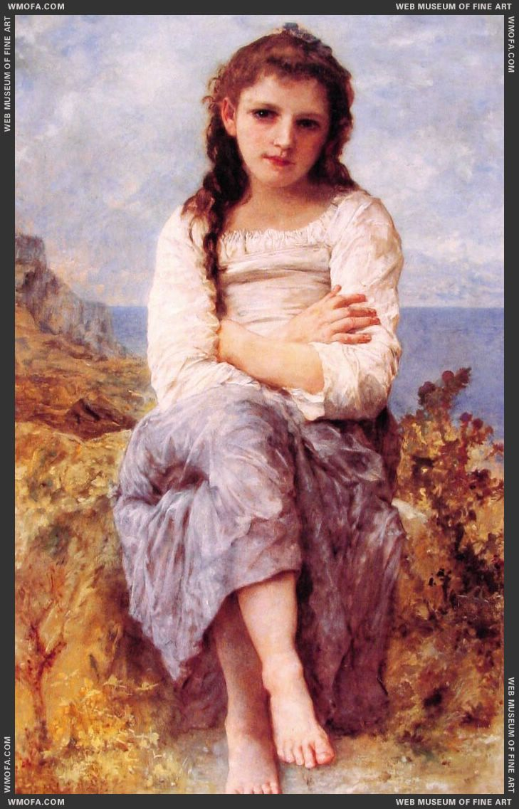 Far Niente 1904 by Bouguereau, William
