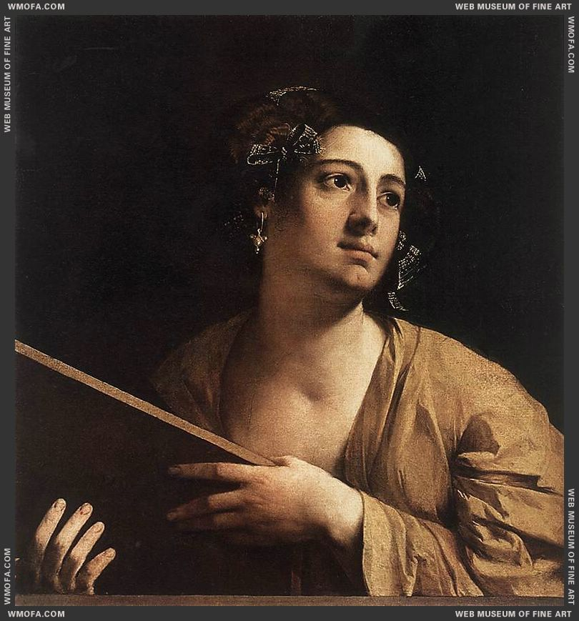 Sibyl 1516-20 by Dossi, Dosso