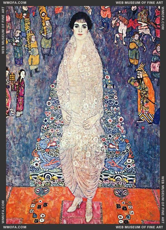 Elisabeth Bachofen-Echt 1914 by Klimt, Gustav
