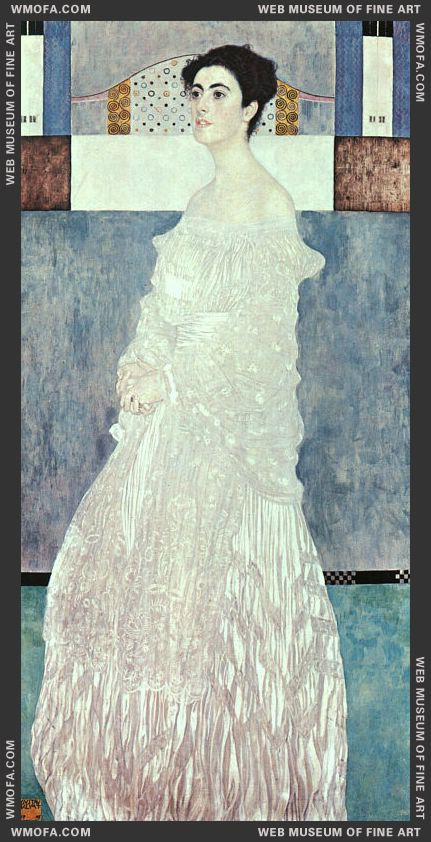 Margaret Stonborough-Wittgenstein 1905 by Klimt, Gustav