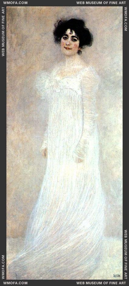 Serena Lederer 1899 by Klimt, Gustav