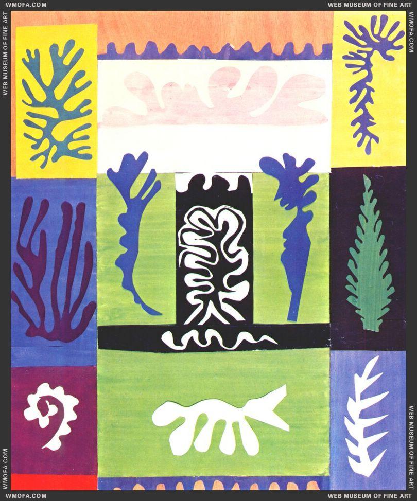 Amphitrite 1947 by Matisse, Henri