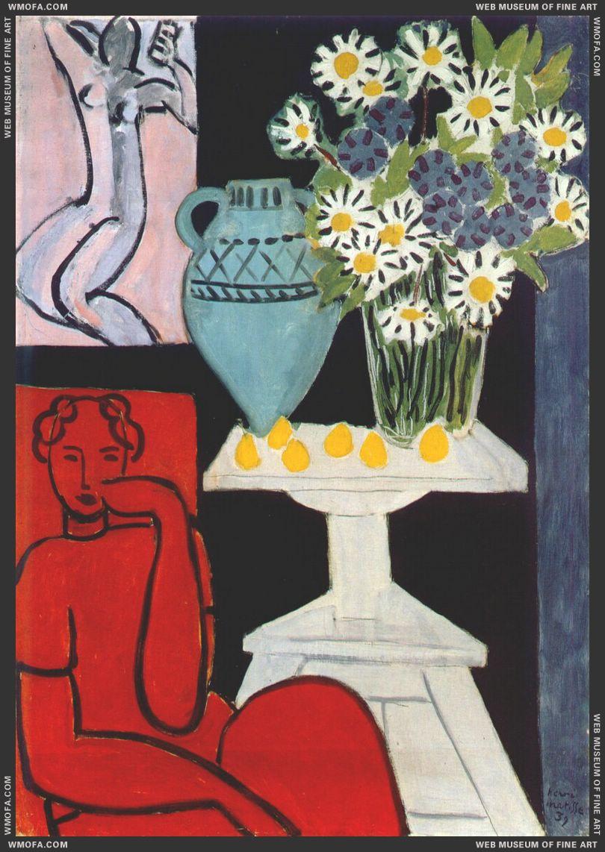 Daisies 1939 by Matisse, Henri