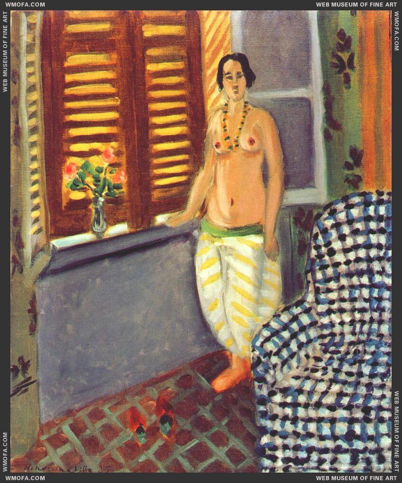 Odalisque 1925 by Matisse, Henri
