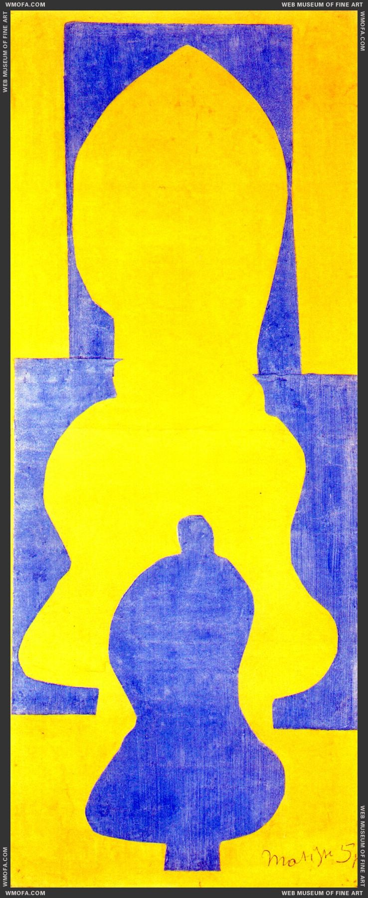 The Bell 1951 by Matisse, Henri