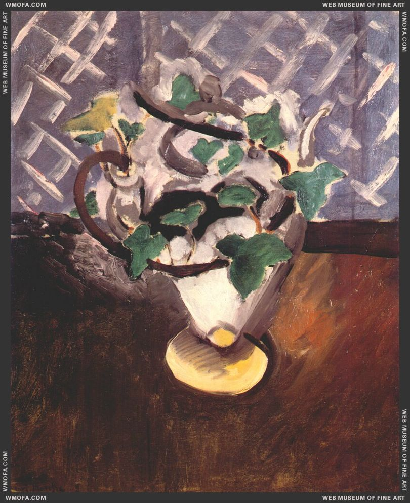 The Ivy Branch 1915 by Matisse, Henri