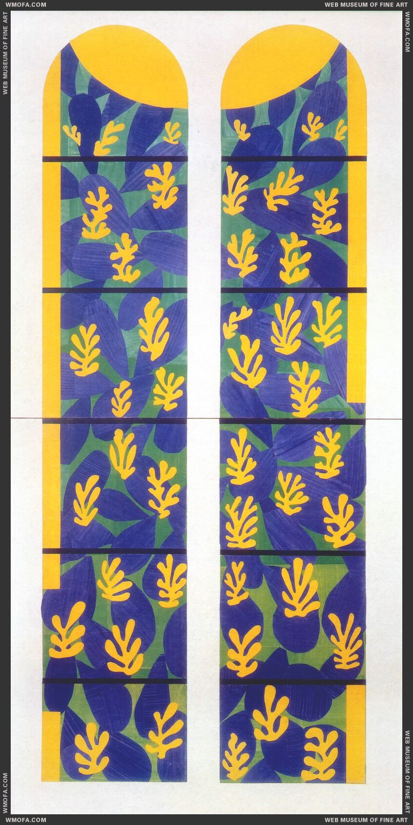 The Tree of Life (maquette) 1949 by Matisse, Henri