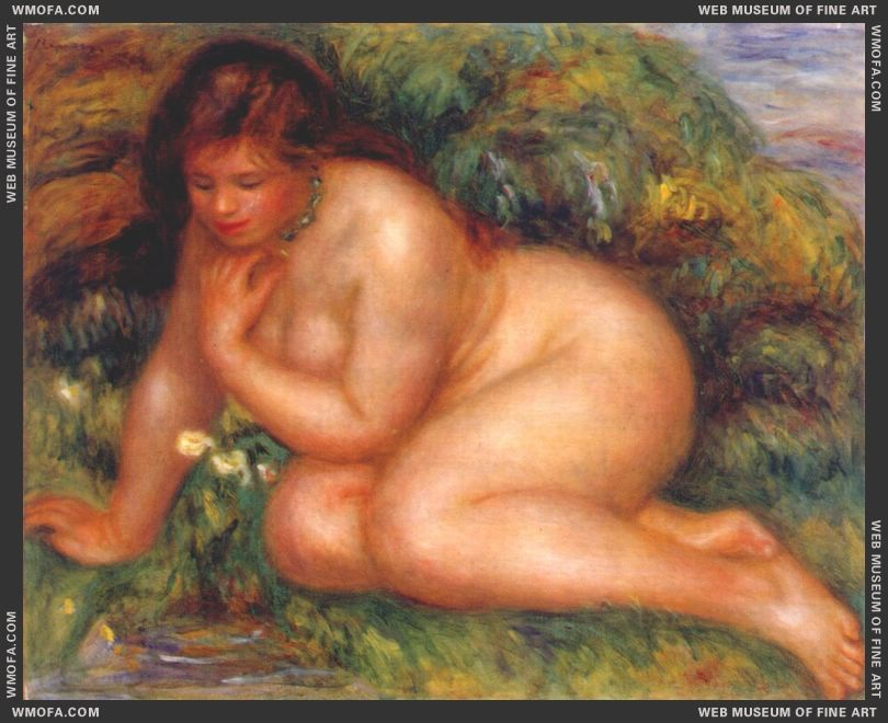 Psyche by Renoir, Pierre-Auguste