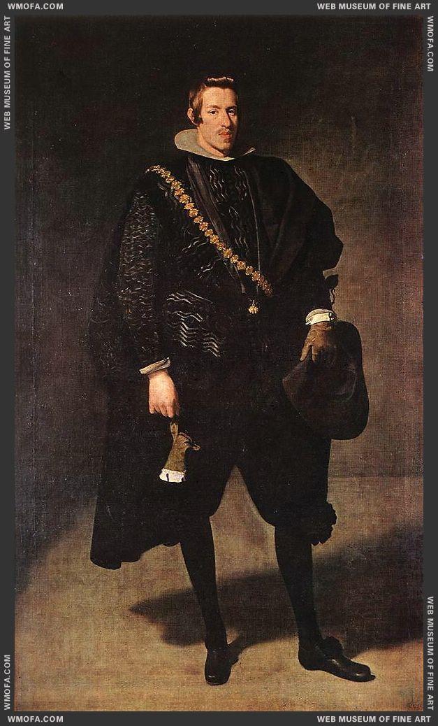Infante Don Carlos 1626-1627 by Velazquez, Diego